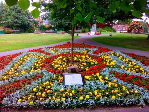 "East Midland in Bloom ""Its Your Neighbourhood"" entry form"