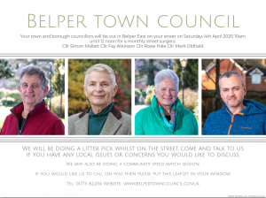 CANCELLED - Belper East - Street Surgery